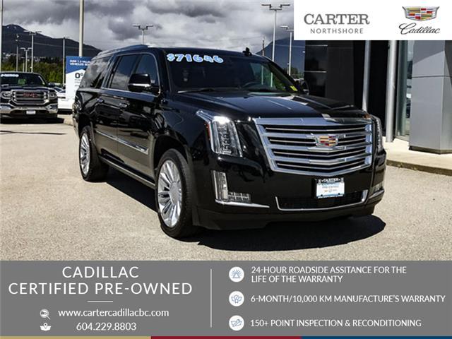 2017 Cadillac Escalade ESV Platinum (Stk: 973820) in North Vancouver - Image 1 of 26