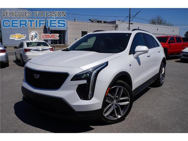 2019 Cadillac XT4 Sport (Stk: LM007A) in Trois-Rivières - Image 1 of 30