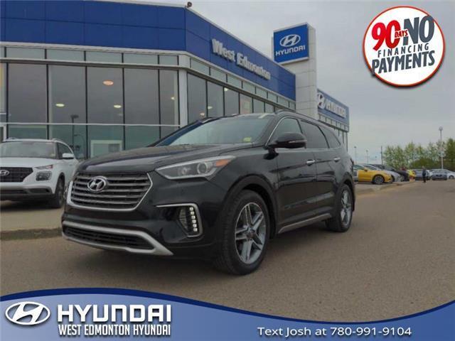 2017 Hyundai Santa Fe XL Limited (Stk: 3331A) in Edmonton - Image 1 of 24