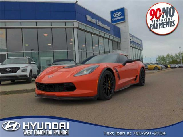 2019 Chevrolet Corvette Grand Sport (Stk: E5024) in Edmonton - Image 1 of 22