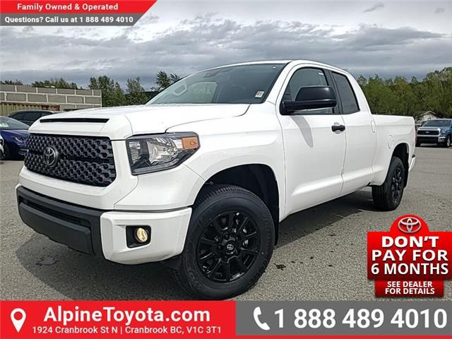 2020 Toyota Tundra Base (Stk: X931267) in Cranbrook - Image 1 of 22
