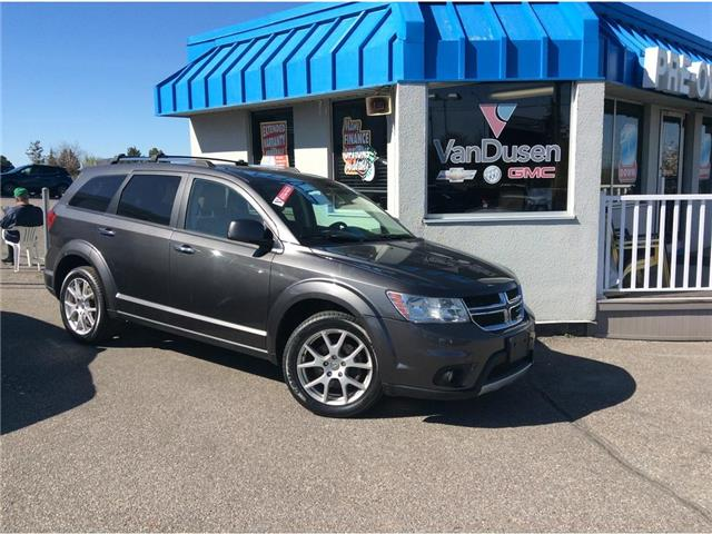 2014 Dodge Journey AWD 4dr R-T (Stk: B7680A) in Ajax - Image 1 of 25