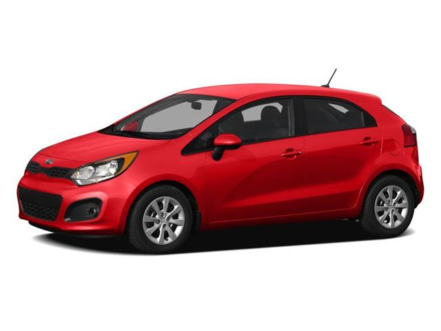 2012 Kia Rio LX+ (Stk: 429NBA) in Barrie - Image 1 of 1