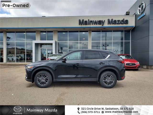 2019 Mazda CX-5 GS Auto AWD (Stk: PR1598) in Saskatoon - Image 1 of 28