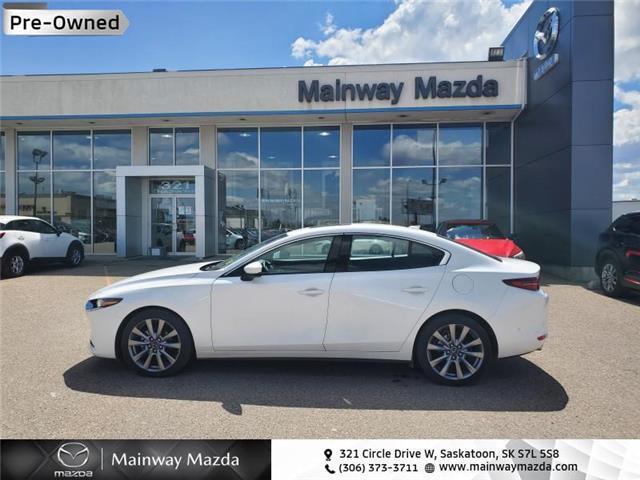 2019 Mazda Mazda3 GT (Stk: PR1594) in Saskatoon - Image 1 of 24