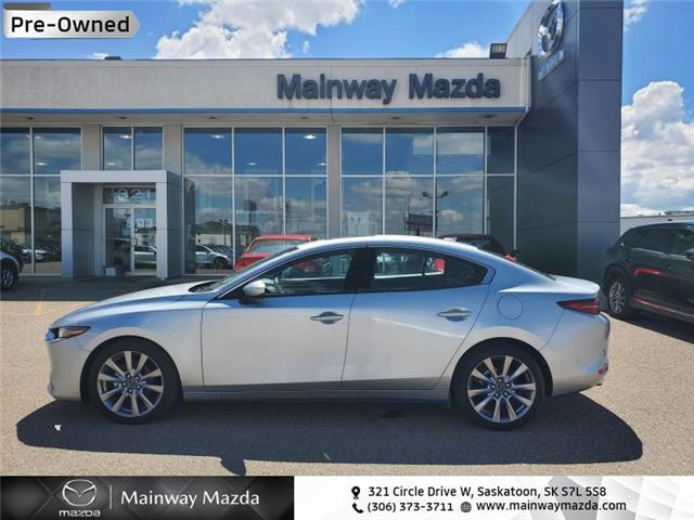 2019 Mazda Mazda3 GT (Stk: PR1592) in Saskatoon - Image 1 of 25