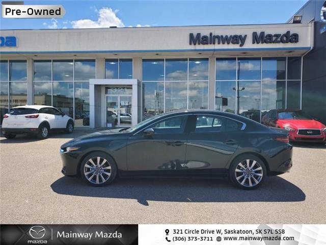 2019 Mazda Mazda3 GT Auto FWD (Stk: PR1591) in Saskatoon - Image 1 of 26