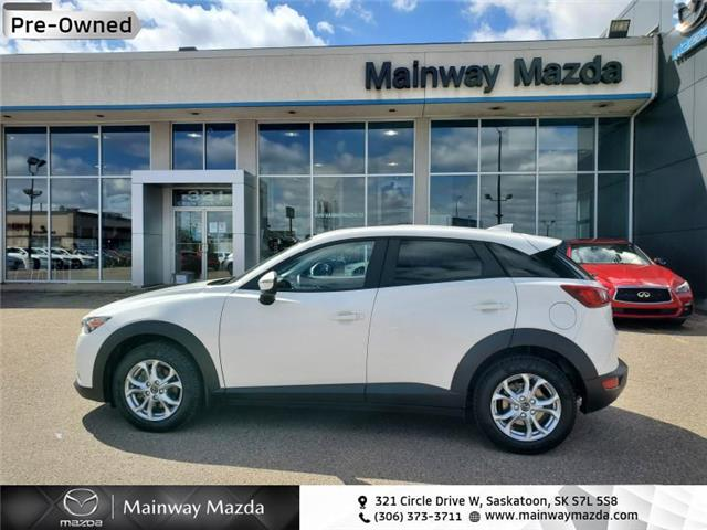 2016 Mazda CX-3 GS (Stk: M19258A) in Saskatoon - Image 1 of 27