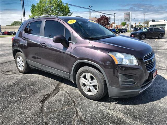 2014 Chevrolet Trax 1LT (Stk: 191756A) in Windsor - Image 1 of 11