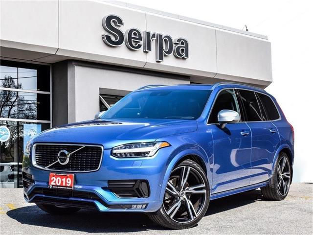 2019 Volvo XC90 T6 R-Design (Stk: P9237) in Toronto - Image 1 of 30