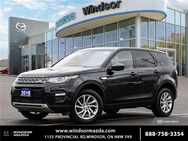 2018 Land Rover Discovery Sport HSE (Stk: PR2648) in Windsor - Image 1 of 27