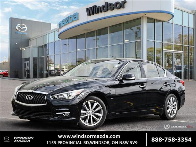 2017 Infiniti Q50 3.0T (Stk: PR1317) in Windsor - Image 1 of 27