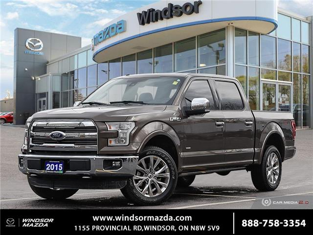 2015 Ford F-150  (Stk: TR3755) in Windsor - Image 1 of 27