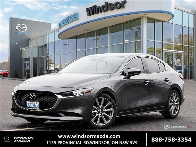 2019 Mazda Mazda3 GT (Stk: M31978) in Windsor - Image 1 of 27