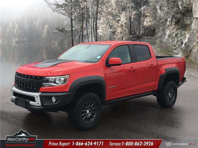 2020 Chevrolet Colorado ZR2 (Stk: TL1126748) in Terrace - Image 1 of 14
