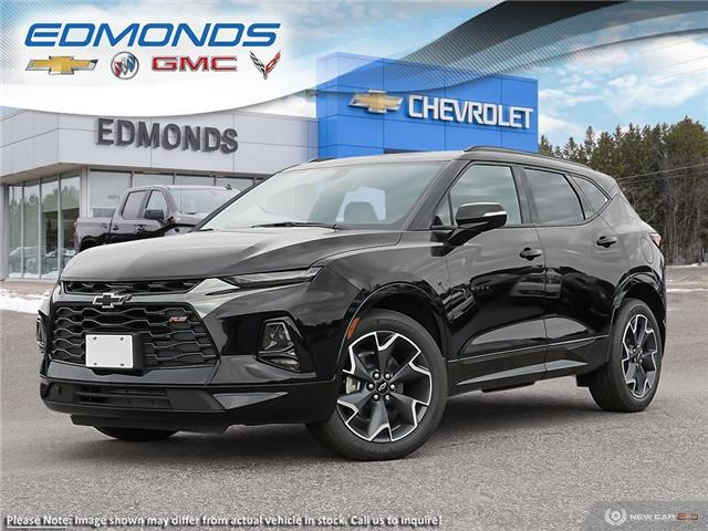 2020 Chevrolet Blazer RS (Stk: 0846) in Huntsville - Image 1 of 14