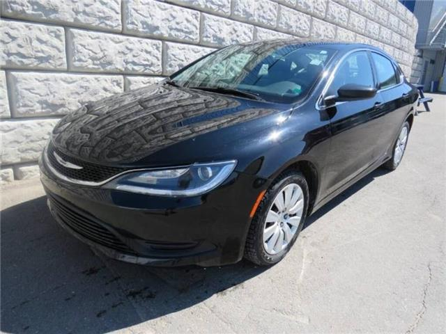 2015 Chrysler 200 LX (Stk: D00470A) in Fredericton - Image 1 of 17