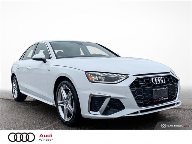 2020 Audi A4 2.0T Progressiv WAUENAF43LN008220 9894 in Windsor