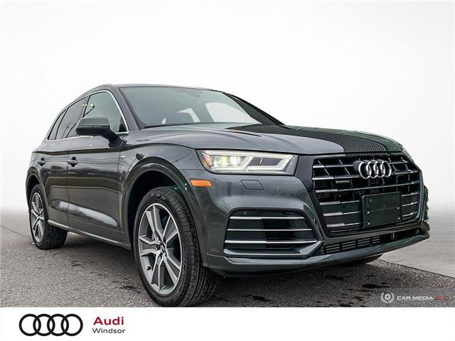 2020 Audi Q5 e 55 Progressiv (Stk: 9887) in Windsor - Image 1 of 30