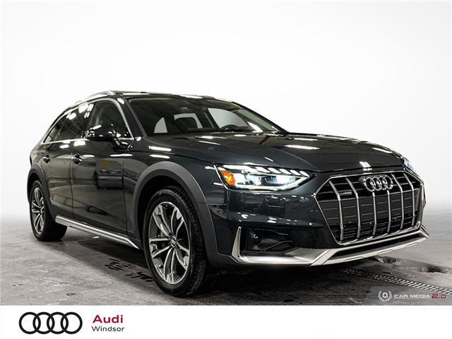 2020 Audi A4 allroad 2.0T Progressiv (Stk: 9902) in Windsor - Image 1 of 30