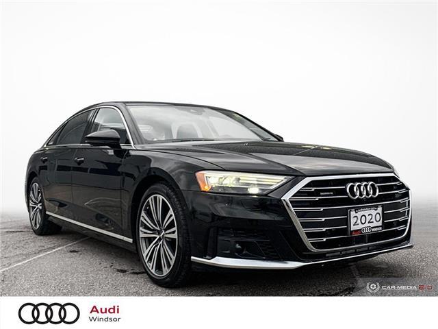 2020 Audi A8 L 60 (Stk: 9881) in Windsor - Image 1 of 30