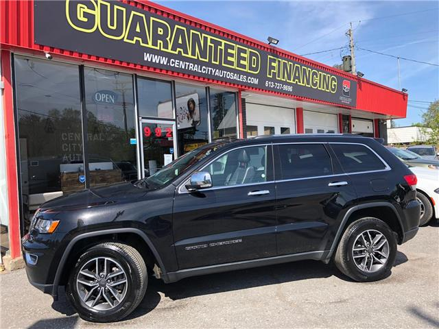 2019 Jeep Grand Cherokee Limited (Stk: ) in Ottawa - Image 1 of 16