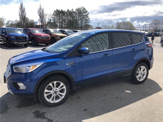 2017 Ford Escape SE (Stk: 82007A) in Miramichi - Image 1 of 11