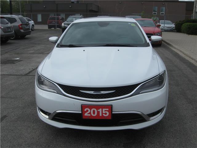 2015 Chrysler 200 C (Stk: 5302A) in Sarnia - Image 1 of 5