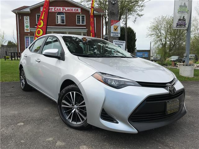 2018 Toyota Corolla LE (Stk: 5607) in London - Image 1 of 26