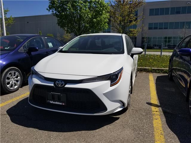 2020 Toyota Corolla LE (Stk: 20-686) in Etobicoke - Image 1 of 6