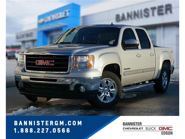 2010 GMC Sierra 1500 SLT (Stk: 19-255A) in Edson - Image 1 of 14