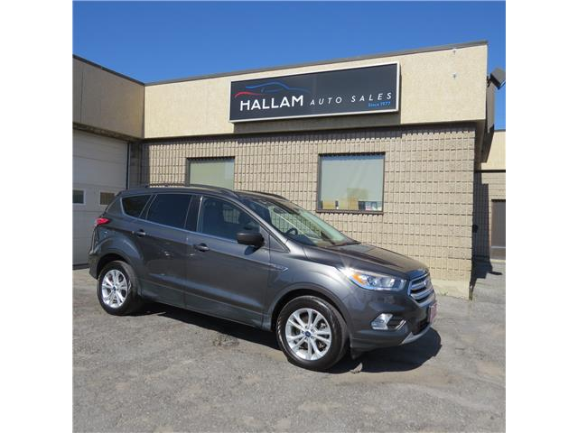 2018 Ford Escape SEL (Stk: ) in Kingston - Image 1 of 19