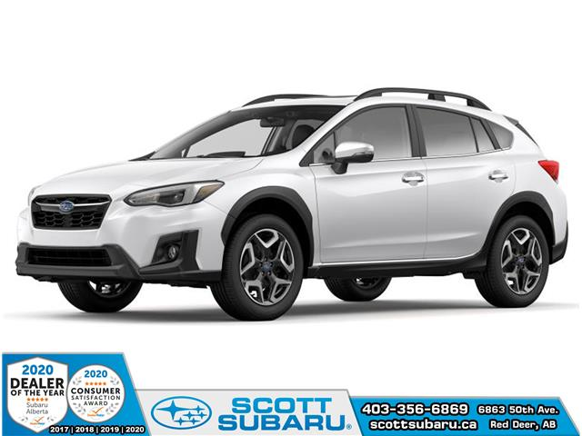 2020 Subaru Crosstrek Limited (Stk: 250876) in Red Deer - Image 1 of 9