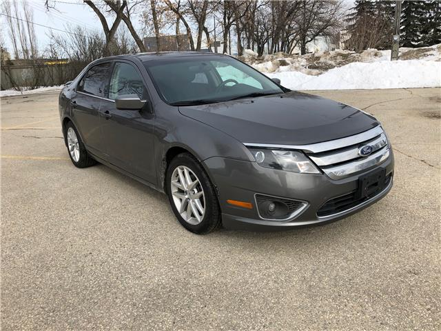 2011 Ford Fusion SEL (Stk: 10081.0) in Winnipeg - Image 1 of 22
