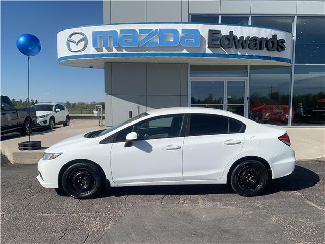 2013 Honda Civic LX (Stk: 22244) in Pembroke - Image 1 of 9