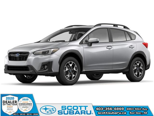2020 Subaru Crosstrek Sport (Stk: 252240) in Red Deer - Image 1 of 9