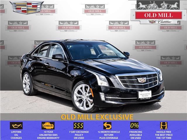 2018 Cadillac ATS 3.6L Premium Luxury (Stk: 135936U) in Toronto - Image 1 of 27