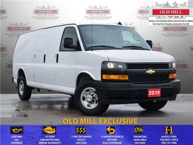 2019 Chevrolet Express 2500 Work Van (Stk: 140707U) in Toronto - Image 1 of 18