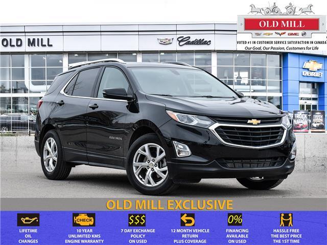 2019 Chevrolet Equinox LT (Stk: 276294U) in Toronto - Image 1 of 19