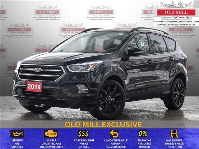 2019 Ford Escape Titanium (Stk: B39036U) in Toronto - Image 1 of 22