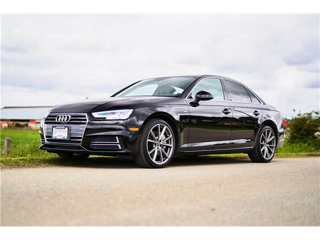 2017 Audi A4 2.0T Technik (Stk: VW1081) in Vancouver - Image 1 of 18