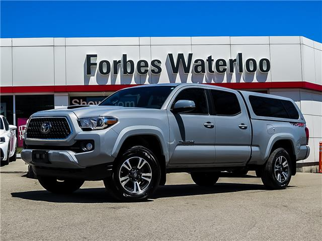 2019 Toyota Tacoma SR5 V6 (Stk: 04049R) in Waterloo - Image 1 of 8