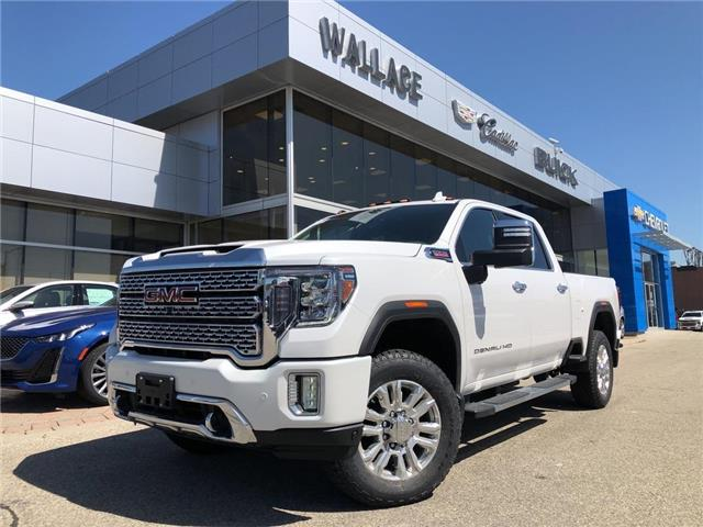 2020 GMC Sierra 2500HD Denali (Stk: 242063) in Milton - Image 1 of 15
