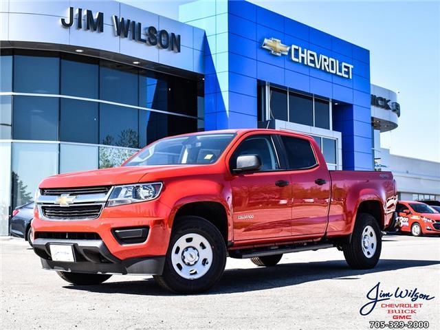 2020 Chevrolet Colorado WT (Stk: 2020275) in Orillia - Image 1 of 22