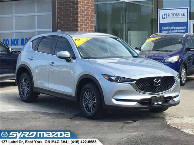 2019 Mazda CX-5 GS (Stk: 29674) in East York - Image 1 of 28