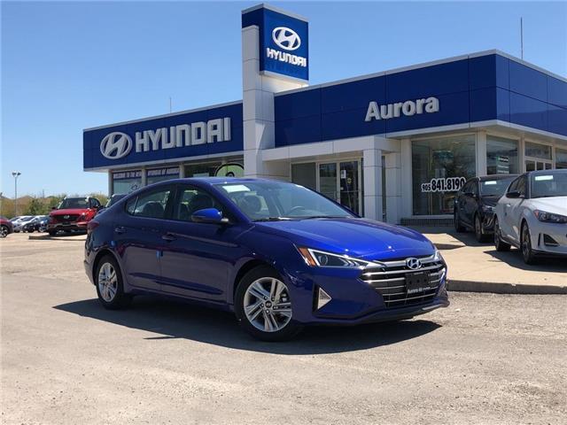 2020 Hyundai Elantra  (Stk: 21978) in Aurora - Image 1 of 15