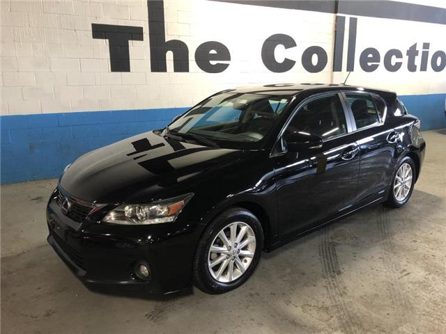 2012 Lexus CT 200h Base (Stk: 12283) in Toronto - Image 1 of 26