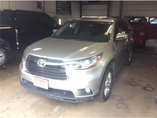 2015 Toyota Highlander Limited (Stk: A9057) in Sarnia - Image 1 of 1
