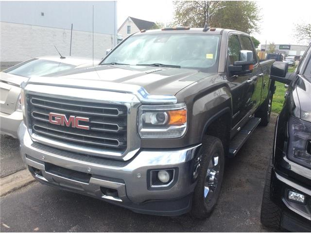 2015 GMC Sierra 2500HD SLT (Stk: A9052) in Sarnia - Image 1 of 1