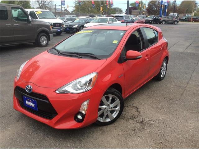 2016 Toyota Prius C Base (Stk: A9036) in Sarnia - Image 1 of 30